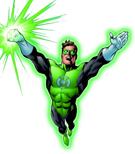 Green Lantern And A New Definition Of Reality Bob Rice