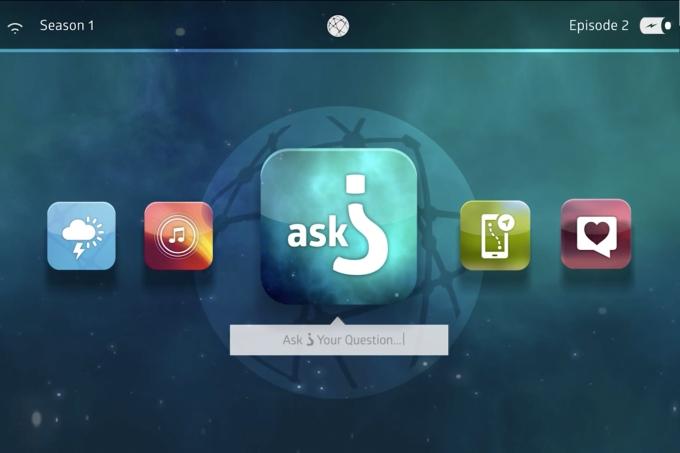 Ask J Logo